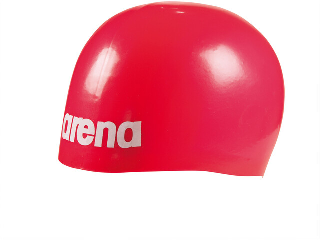 arena Moulded Pro II Swimming Cap red